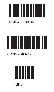 Como habilitar ENTER crlf no scanner Motorola LS2208